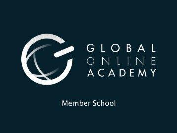 Global Online Academy Course Catalog 2013-2014 - The Dalton ...