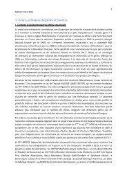 3. Genre, politiques d'égalités et Sociétés - Amades