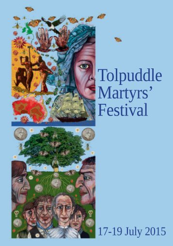 Tolpuddle booklet 2015