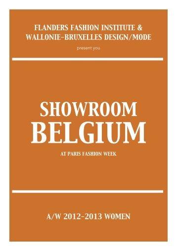 ShoWroom - Flanders Fashion Institute