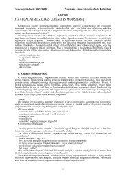 Programozói verseny, segítség - Neumann János Középiskola és ...