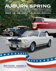 Auction Catalog - Auctions America