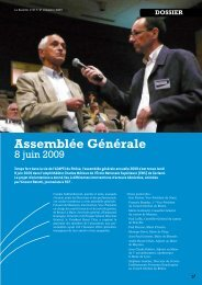 Assemblée Générale - (ADAPEI) Rhône