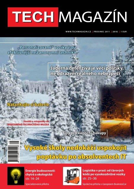TM 12/2011 - TechMagazín