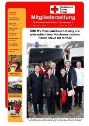 Mitgliederzeitung - DRK