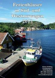 Ferienhäuser in Süd- und Westnorwegen 2013 - Frühling ...