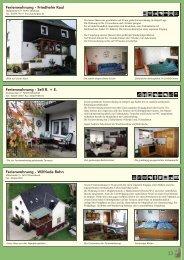 4. Teil: Gastgeberanzeigen (Teil 2) - im puderbacher land