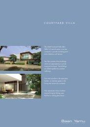 Courtyard Villa.indd - Asia Island Homes