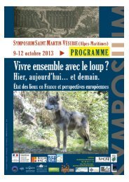 Programme - CRHQ - CNRS