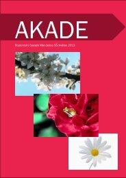 Studentský časopis Mendelovy SŠ/květen 2013