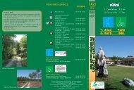 Téléchargez l'itinéraire - Ecotourisme dans les Landes de Gascogne