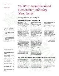 Holiday 2005 - ABC Streets