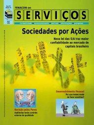 Sociedades por Ações - Fenacon