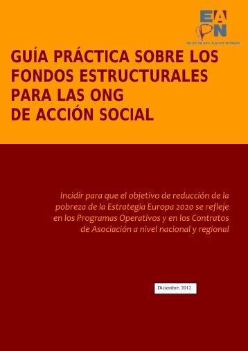 Guia Práctica sobre los Fondos Estructurales - EURoma