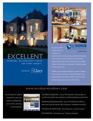 excellent - Cleary Millwork