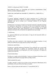 ANEXO I a la Resolución ENRE Nº 336/2009 - Copitec
