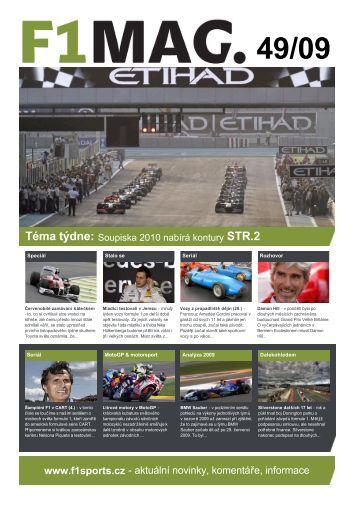 49/09 - F1sports.cz