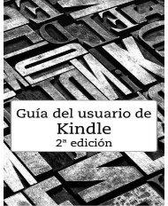 Guía del usuario de Kindle 2a edición