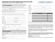absentee/telephone bidder registration form as11 - Auctions America