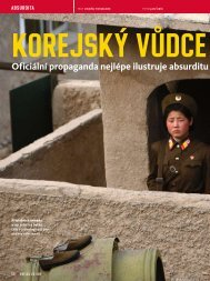 oficiální propaganda nejlépe ilustruje absurditu Severní Kor - Jan Šibík