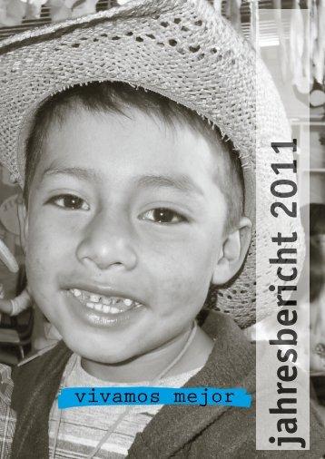 Zum Jahresbericht - Vivamos Mejor