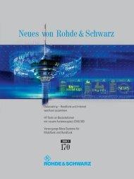 Deutsch - Rohde & Schwarz UK