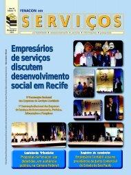 Empresários de serviços discutem desenvolvimento ... - Fenacon