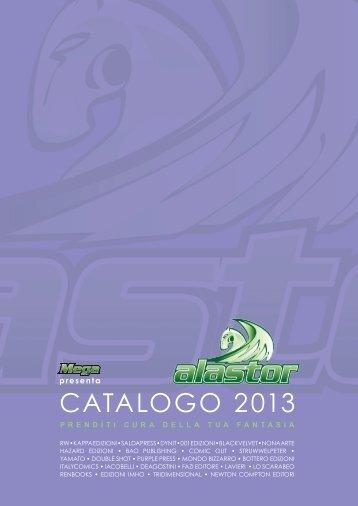 CATALOGO 2013 - Alastor