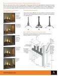 36 See Thru & Pier Brochure - Fireplaces - Page 5