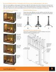 36 See Thru & Pier Brochure - Fireplaces - Page 7