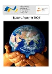 Report Autumn 2009