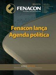 Fenacon lança agenda política