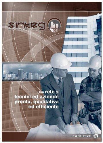 pagine interne - fornitori - web.cdr - Sinteg
