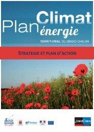 Stratégie et plan d'actions - Le Grand Chalon