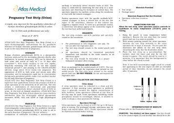 pregnancy test training questionnaire invitech. Black Bedroom Furniture Sets. Home Design Ideas
