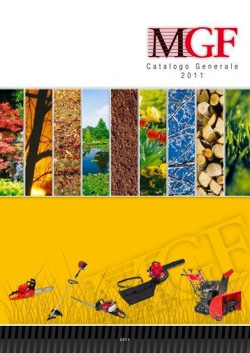 Catalogo Generale 2011 - FIABA Srl