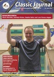 Classic Journal Online 70.2010 - Deutscher Kegler