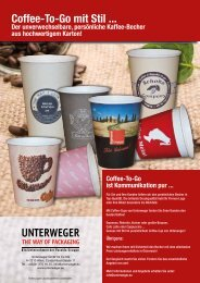Katalog downloaden - Unterweger GmbH & CO KG