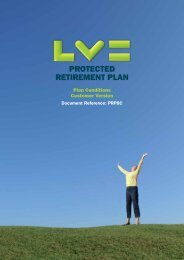 customer-protected-retirement-plan-conditions