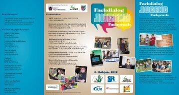 Fachdialog Jugend - beim Stadtjugendring Aschaffenburg