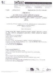 KLÍČE, 8 B. Rozvoj klíčových kompetencí v zájmovém a ... - NIDM