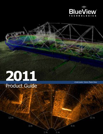 Product Selection Guide - BlueView Technologies, Inc.