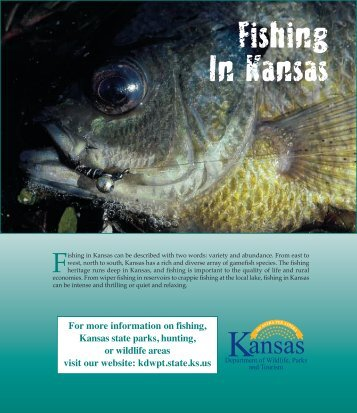 Fishing Guide - Kansas Department of Wildlife and Parks