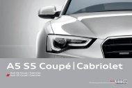 A5 S5 Coupé | Cabriolet - Audi