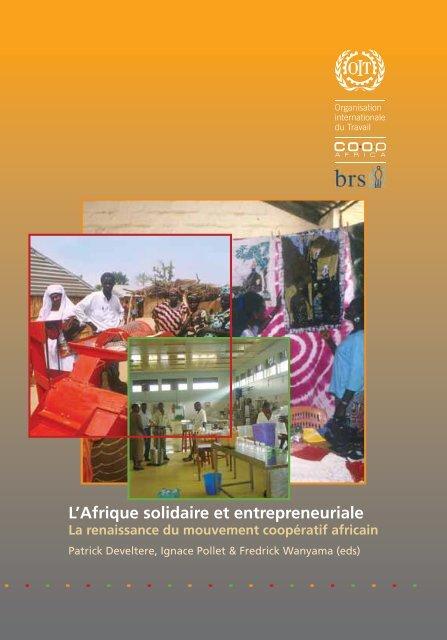 L'Afrique solidaire et entrepreneuriale La renaissance du ...
