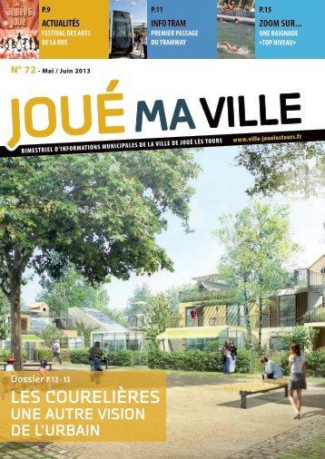 n°72, PDF - Mairie de Joué lès Tours