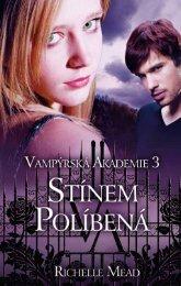 Vampýrská akademie 3 - eReading