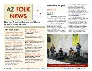 phxtmd news feb mar 2013 - Phoenix Traditional Music & Dance