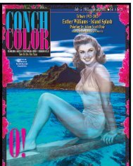 Esther Williams - Island Splash - SnapPages