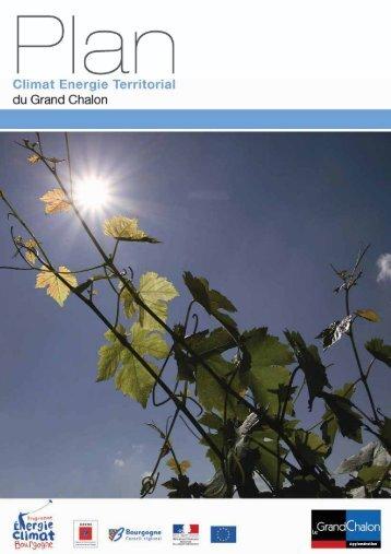 Livret blanc - Le Grand Chalon